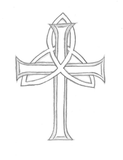 celtic music tattoo designs cross my style cross