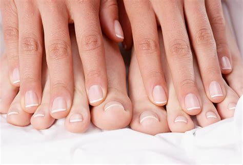 healthy nail beds pictures of what your nails say about your health ridges