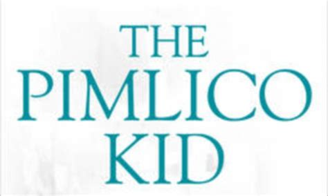 Pimlico Kid barry walsh the pimlico kid daily mail