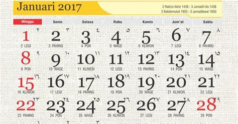 Kalender 2018 Arab Jawa Kalender Islami 2017 Dengan Kalender Hijriyah 1438 H