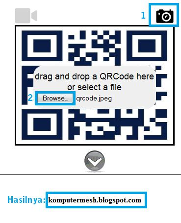 cara membuat qr code facebook cara membuat dan membaca qr code online