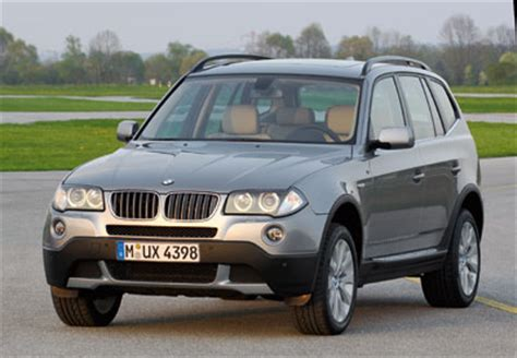 2007 bmw x3 review