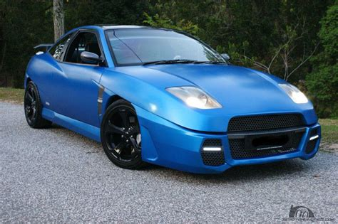 fiat coupe 20vt licence to speed for malaysian automotive fiat coupe