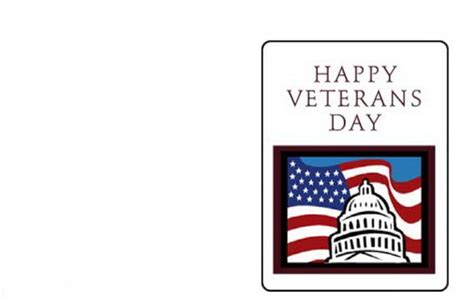 Cards For Veterans - patriotic greeting cards for veteran s day