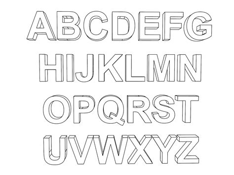 english alphabet coloring page coloring page pedia
