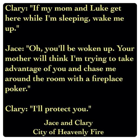 Novel City Of Heavenly Book Six jace lightwood and clary fairchild city of heavenly by clare the mortal