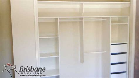 Diy Flat Pack Wardrobes by Brisbane Sliding Custom Built Out Walk In Flat Pack