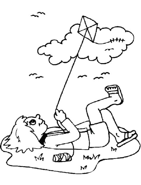 summer holiday coloring pages coloring page summer holiday coloring pages 22