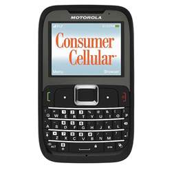 consumer cellular home phone consumer cellular ex 430 ex430 cell phone w qwerty