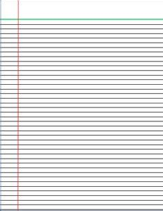 1000 images about lined paper on pinterest note paper