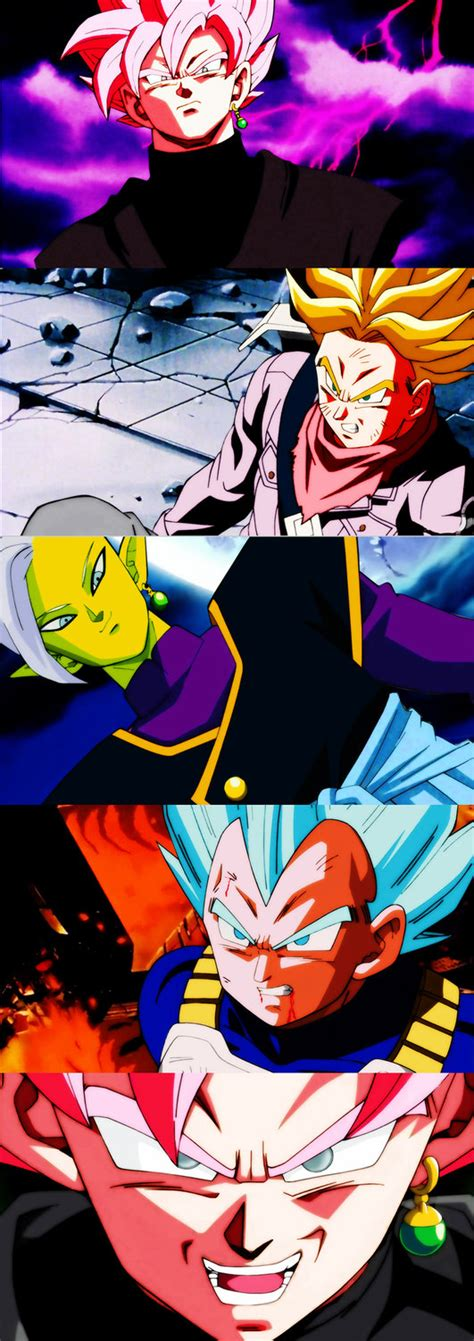Black Saga zamasu y black saga by salvamakoto on deviantart