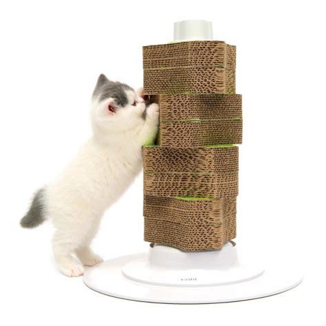 Fabriquer Griffoir Chat by Griffoir En Senses 2 0 Griffoir Pour Chat Cat