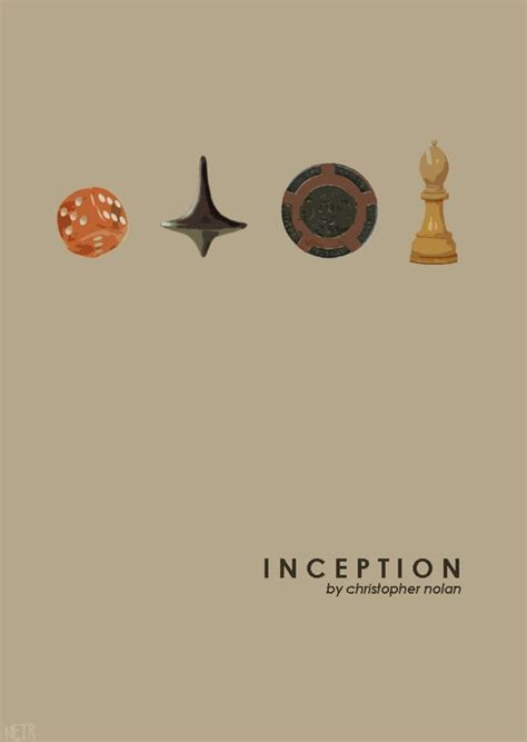 inception tattoo inception totems poster christopher nolan about