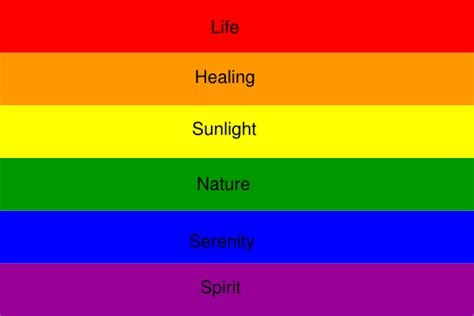 colors of flag meaning pride flag colors meaning pictures to pin on