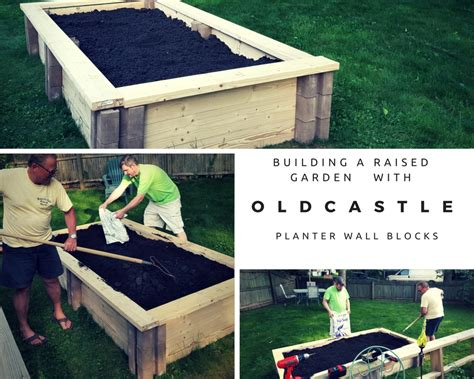 planter wall blocks oldcastle planter wall block found only at home depot