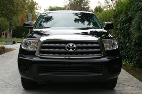 how to sell used cars 2009 toyota sequoia free book repair manuals buy used 2009 toyota sequoia 2wd sr5 used in woodland hills california united states for us