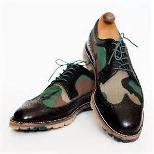 built to order wingtip shoes with colored soles