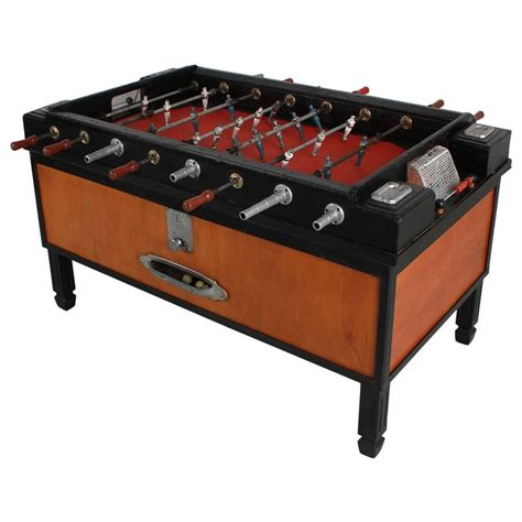 1940s italian foosball table for sale at 1stdibs