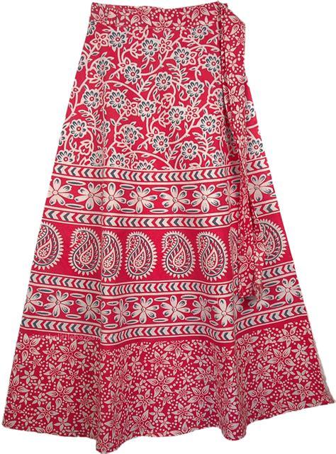 mandy pink womens wrap skirt clothing wrap around skirt