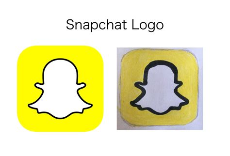 how to doodle in snapchat snapchat logo drawing