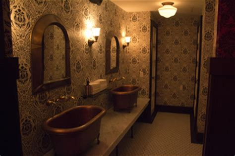 bathtub bar nyc bathtub gin chelsea new york party earth