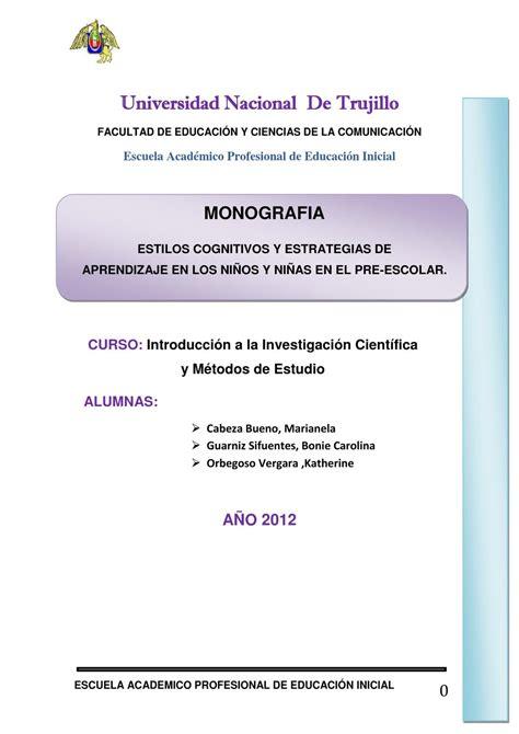 2 textos y estrategias 8421660268 monografia sobre metodos y estrategias de aprendizaje by bonie carolina guarniz sifuentes issuu