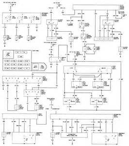 wireing diagram for 1985 dodge power ram 150 custum