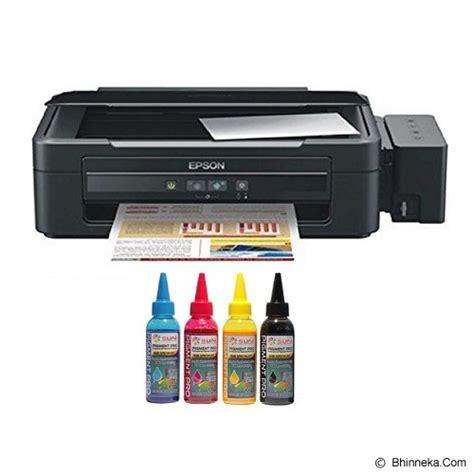 Printer Epson Untuk Photo jual epson printer l355 sun pigment pro ink printer bisnis multifunction inkjet murah untuk