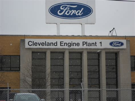 cleveland ford plant cleveland area ford plant to make newest generation of