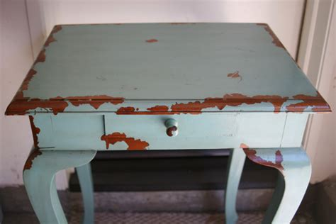 chalk paint table top chalk paint side table imeeshu