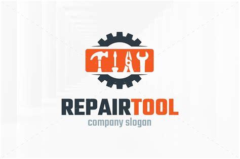 tool logo pics repair tool logo template logo templates creative market