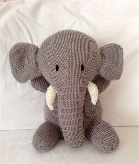 Handmade Knitted Toys - knitted animals stuffed toys and plush on