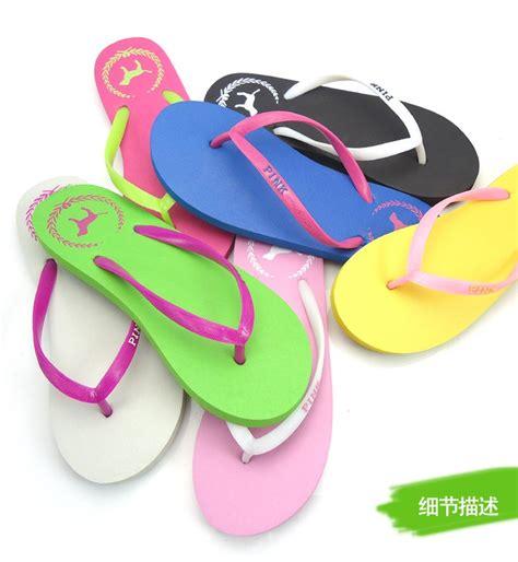Sepatu Boot Karet Warna Warni pink sandal jepit fashion import grosirimpor