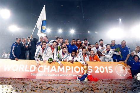 handball quel sponsor des bleus a 233 t 233 le plus visible