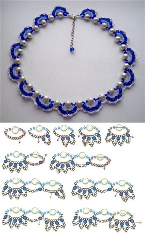 diy beaded jewelry tutorials 17 best images about beading patterns on free
