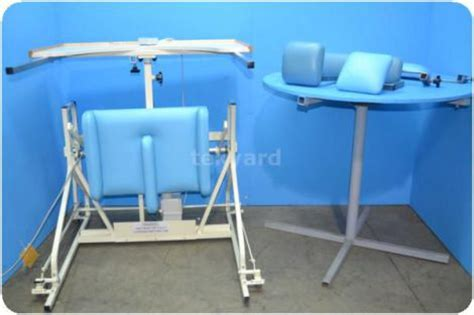 physical therapy tables for sale used midland 554512e biatric stand physical therapy table