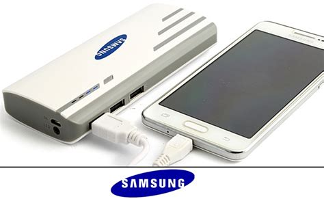 Power Bank Samsung A020 buy samsung power bank 20000mah with 3 usb ports and torch