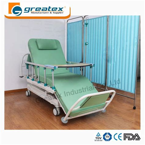hospital adjustable manual dialysis chair geri chairs