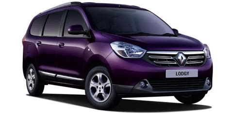 renault lodgy price specs review pics mileage in india