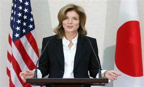 caroline kennedy running for office jfk s daughter caroline kennedy just made a historical