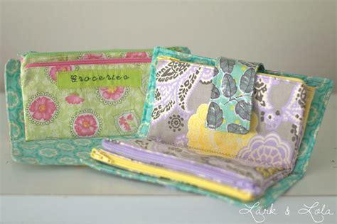 sewing pattern envelope wallet how to sew a cash envelope wallet finances pinterest