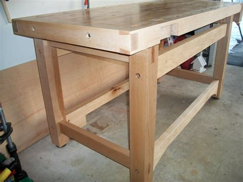 maple top work bench 28 solid hard maple workbench by workbench maple 122 x 76cm workbenches storage