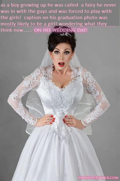 salon gown humiliation 610 best tg bride captions images on pinterest tg