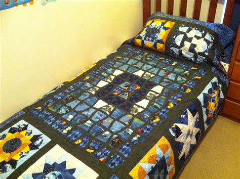 Harry Potter Quilt by The Peony Teacup The Harry Potter Quilt Complete