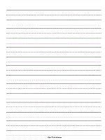 printable writing paper for beginners printable writing paper for handwriting for preschool to