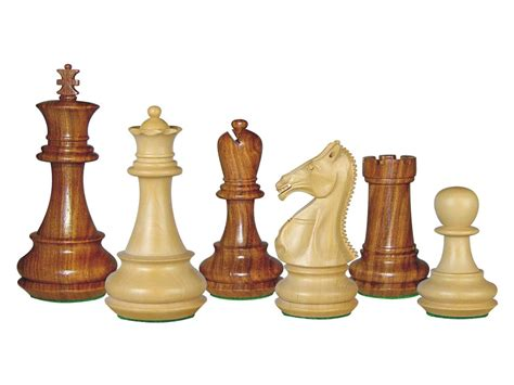 chess set pieces golden rose wood chess set pieces royal king 4 1 4 quot 2 extra queens