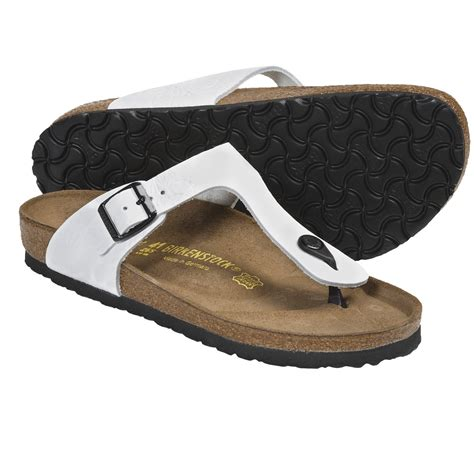 birkenstock sandals for birkenstock gizeh leather sandals for save 35