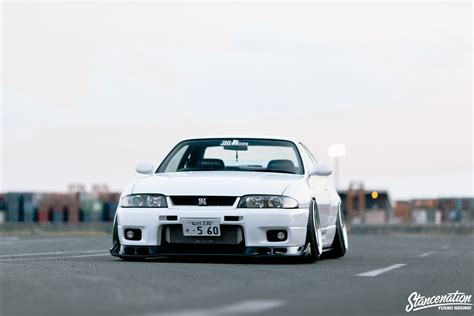stancenation skyline pride of shoi matsuzaki s nissan skyline r33 gtr