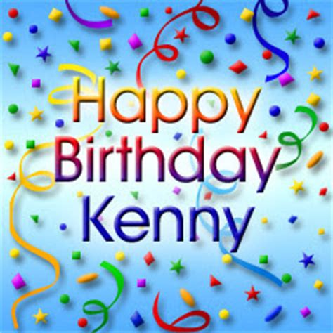 happy birthday kenny images happy birthday kenny ign boards