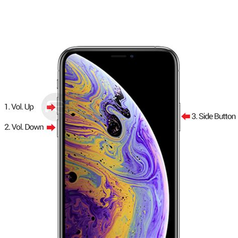 restart reset iphone xs xs max xr here s how redmond pie